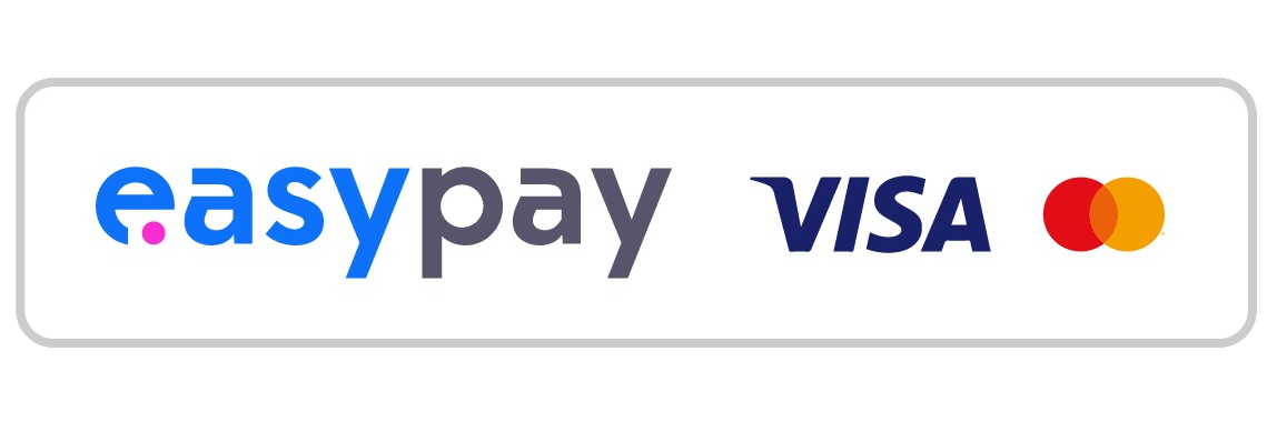easypay mastercard visa